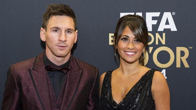 Así celebró Messi sus 30 años