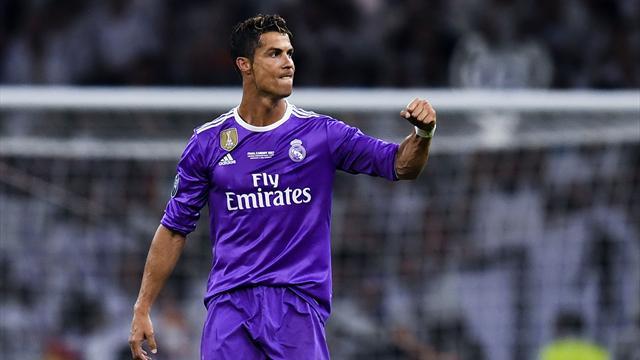 Ronaldo third on Instagram 'rich list'