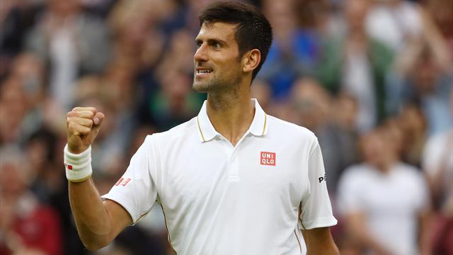 ATP Eastbourne, Djokovic-Pospisil: Regreso a la hierba en Eurosport si la lluvia lo permite (12:00)