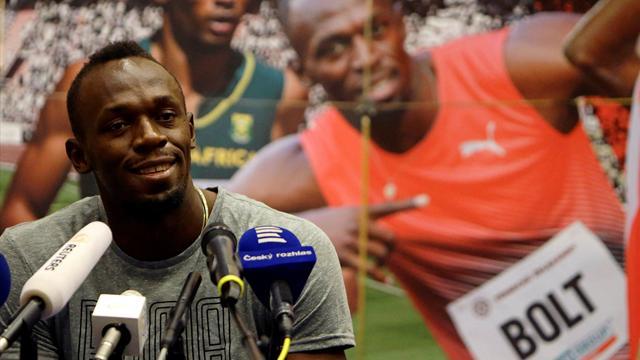 Cuban Yunier Pérez Challenged Usain Bolt in Golden Spike Meeting