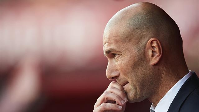 """Zidane bendice a Mbappé: """"Es muy bueno y tiene personalidad"""""""