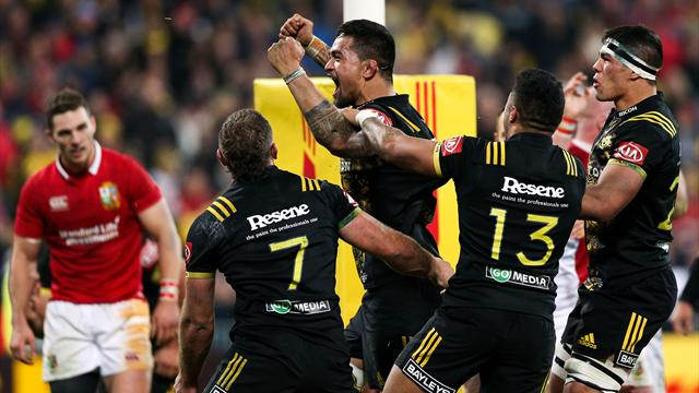 Hurricanes storm back to snatch draw with Lions