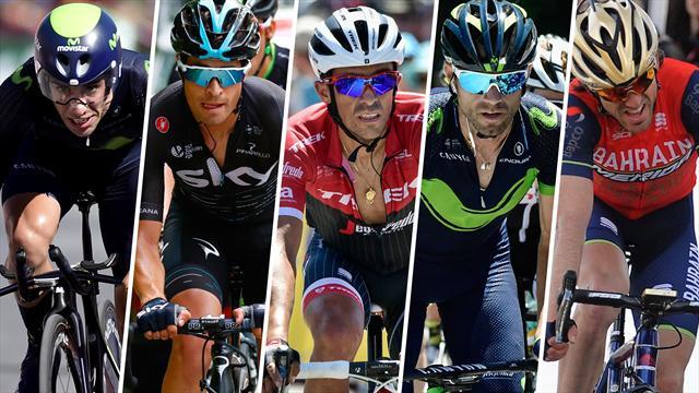 Tour de Francia 2017: Sólo doce españoles, menos que nunca pero con ilusionantes aspiraciones
