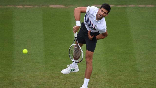Sigue en directo en Eurosport Player la reanudación del choque entre Djokovic y Pospisil