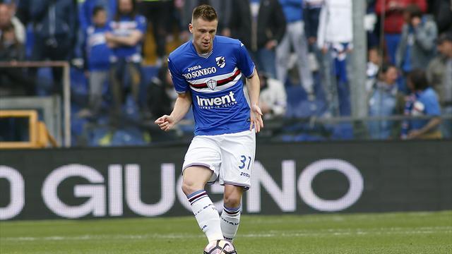 Skriniar Inter, sprint finale: si chiude con la Sampdoria