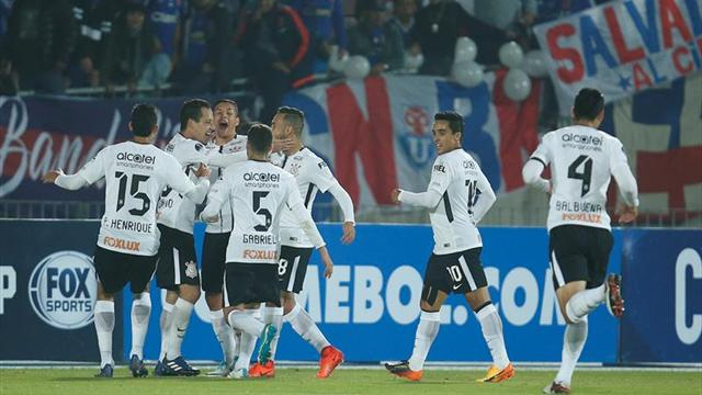 Corinthians, sin tres titulares para enfrentar a Patriotas