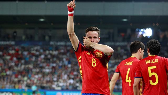 Pronostici Europei Under 21: 2 di Germania-Spagna a 1,83