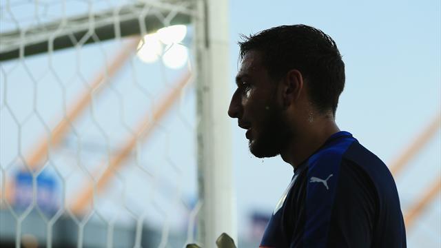 Donnarumma, finito l'Europeo Under 21 il Milan riavvicina il portiere