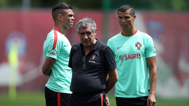 """Santos : """"Ronaldo, un excellent capitaine qui donne l'exemple sur le terrain"""""""