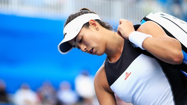 WTA Eastbourne, Barbora Strycova-Garbiñe Muguruza: Sin respuesta 6-1 y 6-0