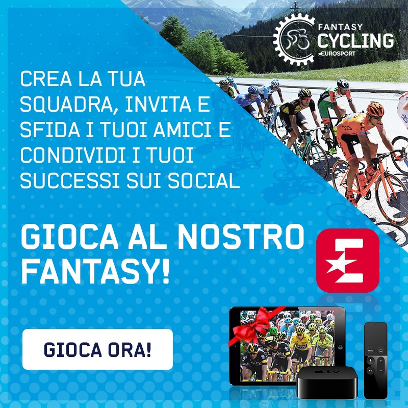 Fantasy Cycling Eurosport: