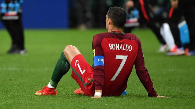 Copa Confederaciones 2017 (semis), Portugal-Chile: Los penaltis sentencian a CR7 (0-0, penaltis 3-0)