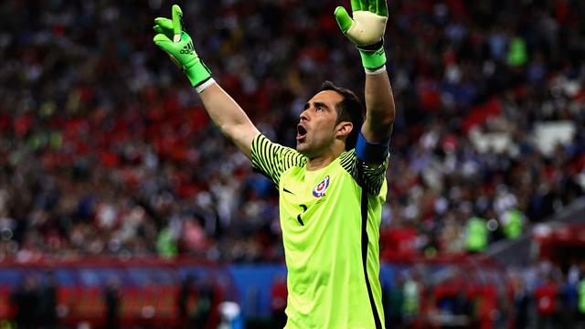 Hero Bravo praises Chile effort as coach Pizzi vows to attack in final