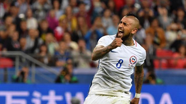 Видаль: «Мы станем лучшей командой мира, если выиграем у Германии»