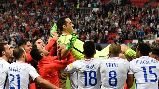 The Warm-Up: A good night for Claudio Bravo's save statistics