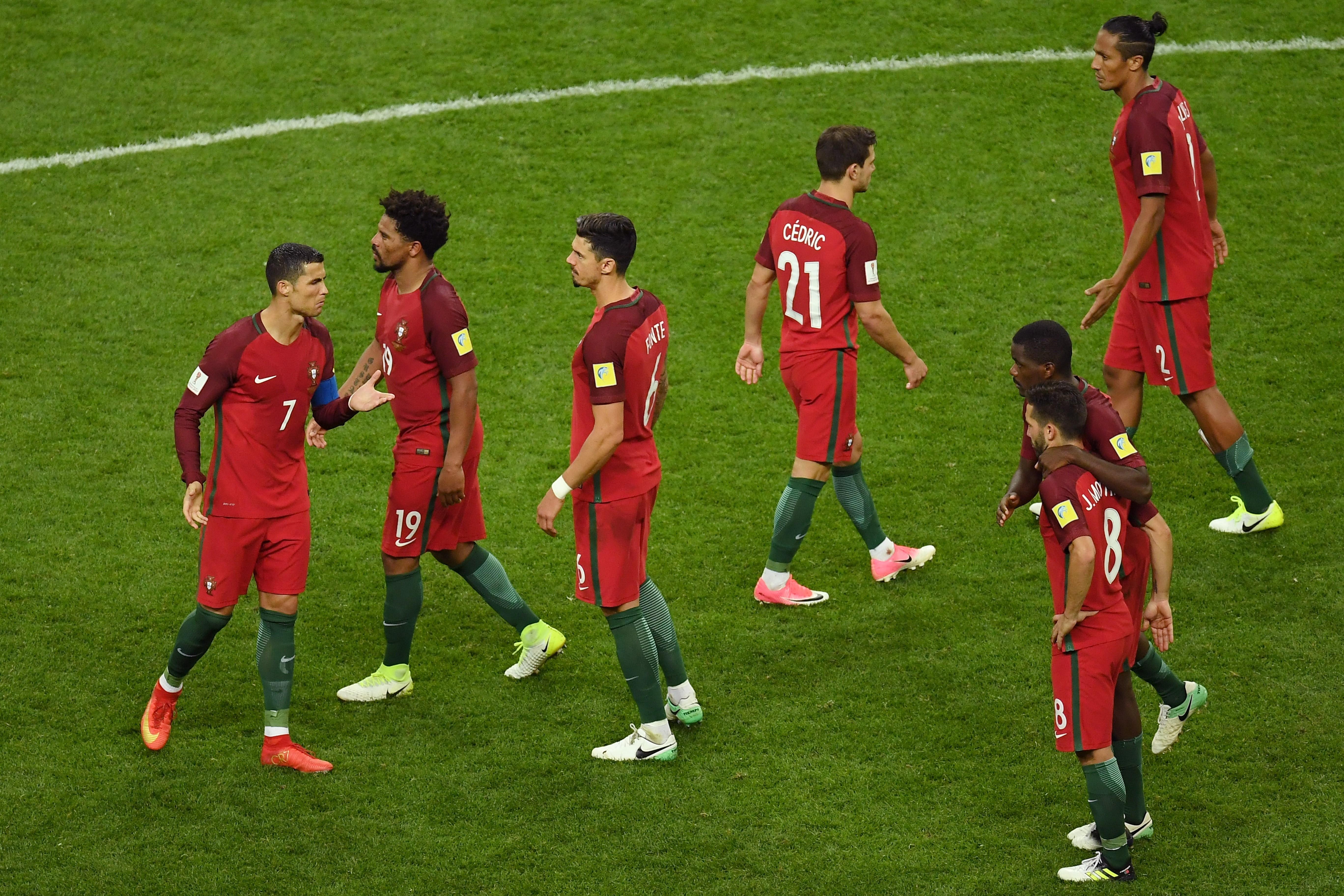 Вматче Португалия-Чили 28июня определится 1-ый финалист Кубка конфедераций 2017