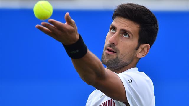 ATP Eastbourne (semifinales), Djokovic-Medvedev: (aplazado por lluvia)