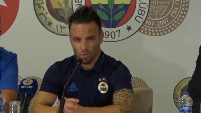 Valbuena : «Fenerbahçe, c'est plus qu'un grand club»