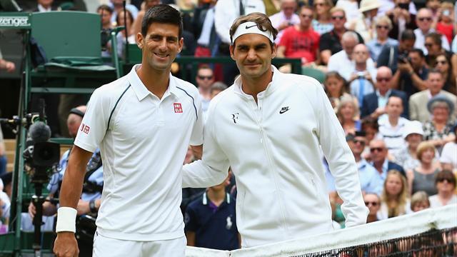 Federer et Djokovic devant Nadal : Wimbledon et son casse-têtes (de série)