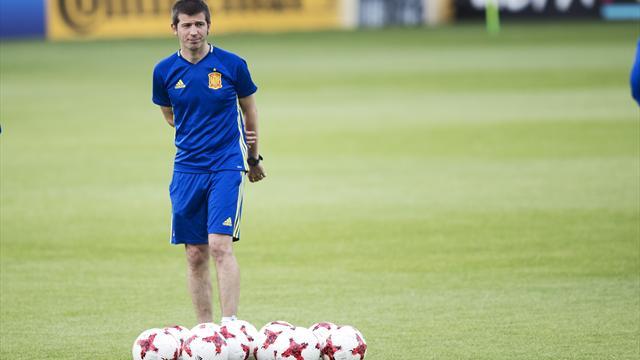 Celades se incorpora al Real Madrid como técnico asistente de Lopetegui