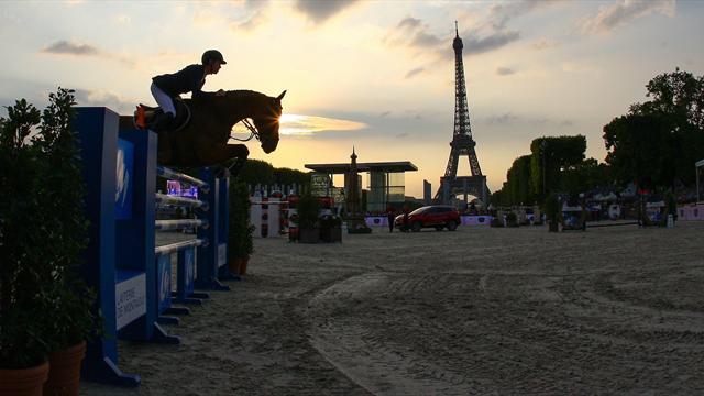 Así será la etapa parisina del Longines Global Champions Tour