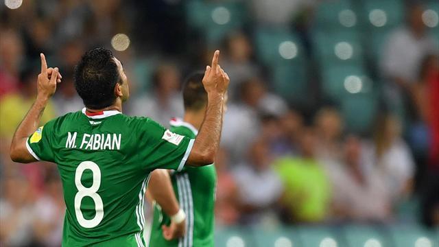 Гол Фабиана в ворота Германии стал лучшим на Кубке Конфедераций
