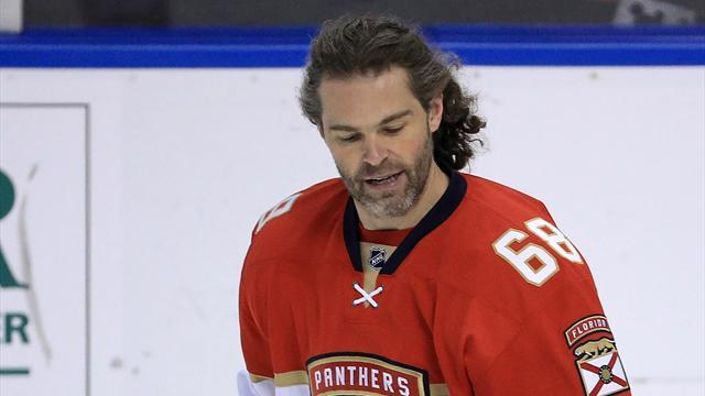 Янеполучил ниодного звонка отменеджеров клубов НХЛ— Яромир Ягр