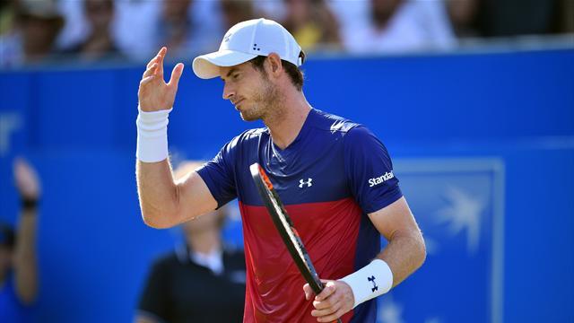 Saison a priori terminée pour Andy Murray — Tennis