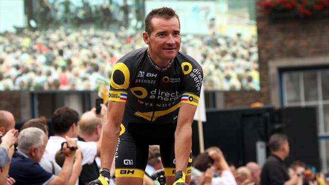 Tour de France - Étape 15 : Bauke Mollema, une victoire en solitaire !