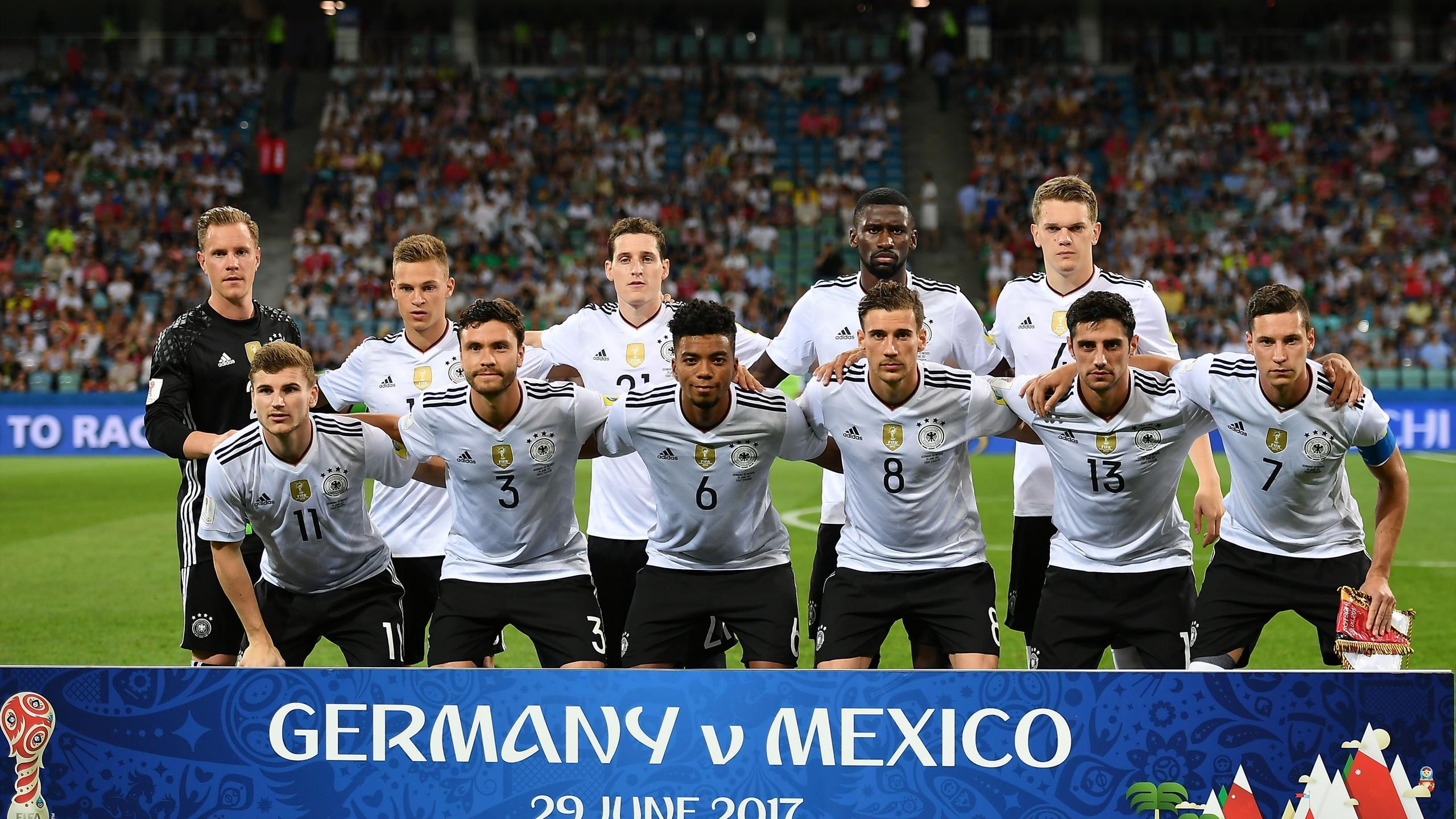 Confed Cup: Gewinner und Verlierer der deutschen