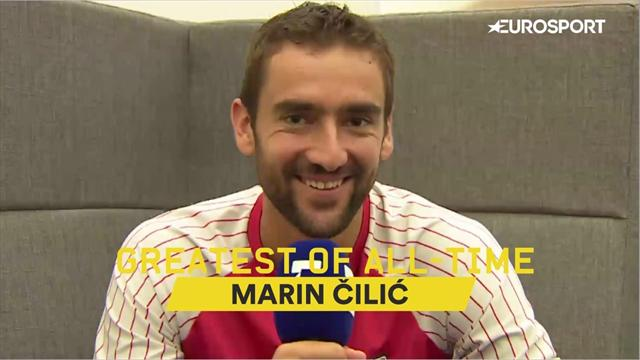 GOAT: Marin Cilic makes his picks