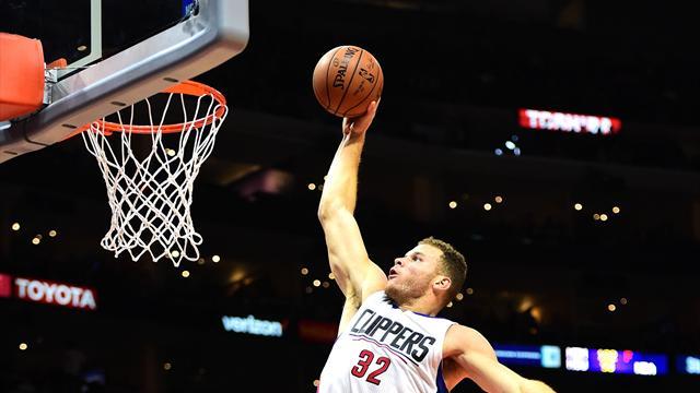 Boston et les Clippers savourent — NBA