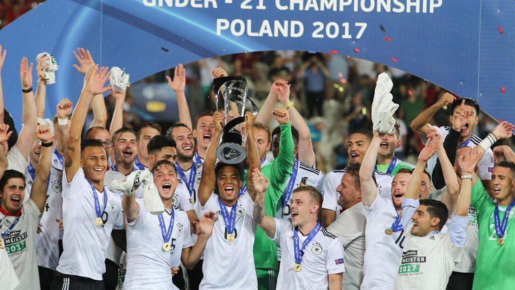 Pressestimmen Zum U21 Em Sieg Großes Deutschland Spanien