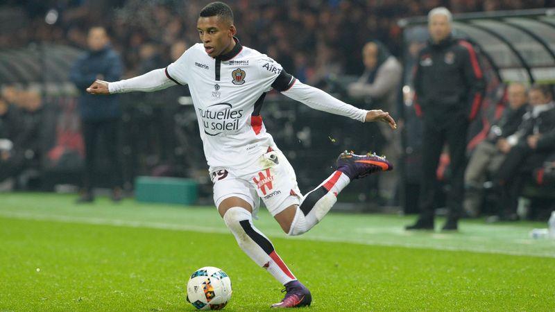 Dalbert, Nizza, Ligue 1 2016-2017, Getty Images