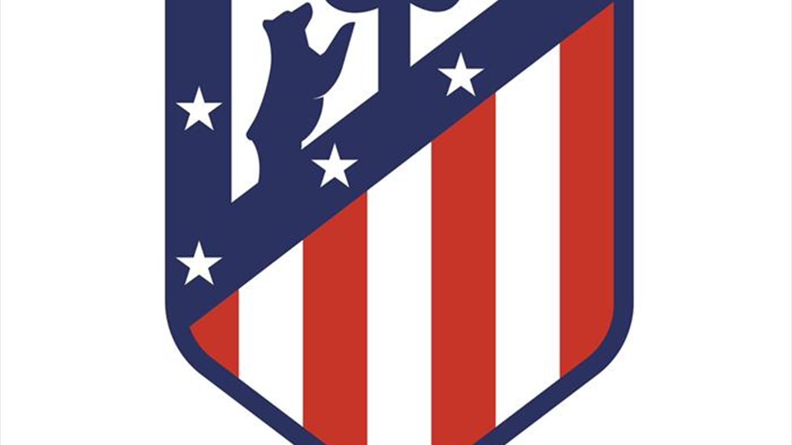 El Atlético estrena el nuevo escudo en su web y redes sociales - Fútbol - Eurosport Espana