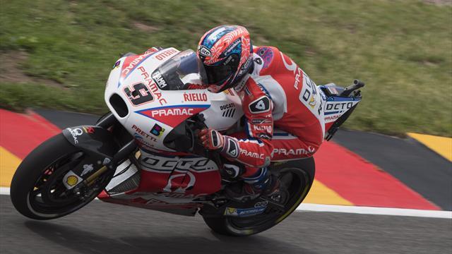 Pramac Ducati extends Petrucci's contract