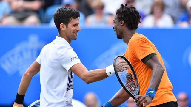 Djokovic-Monfils, Tsonga-Kyrgios : Les neuf matches qu'on a envie de voir en première semaine