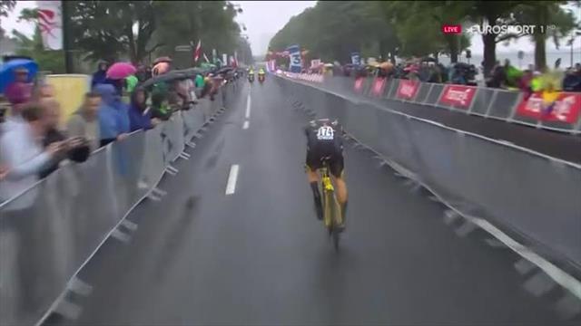 Etapa cuatro de transición antes de la montaña — Tour de Francia