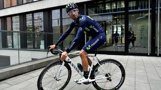 Valverde to skip next year's Tour de France
