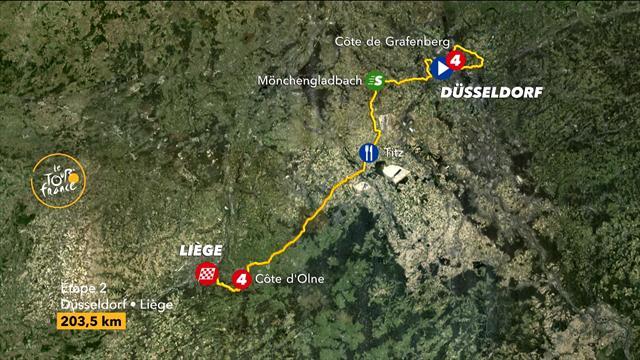 Tour de France video