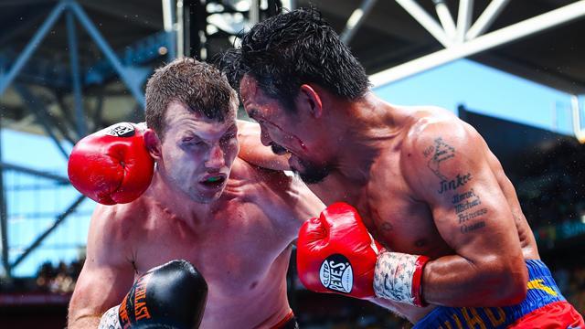 Pacquiao renonce à la revanche contre Horn