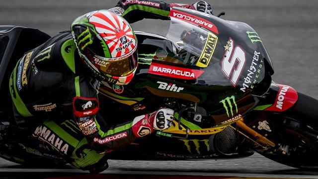 """Zarco pense à 2019 : """"Il y a toujours l'option de la Honda de Pedrosa et KTM..."""""""
