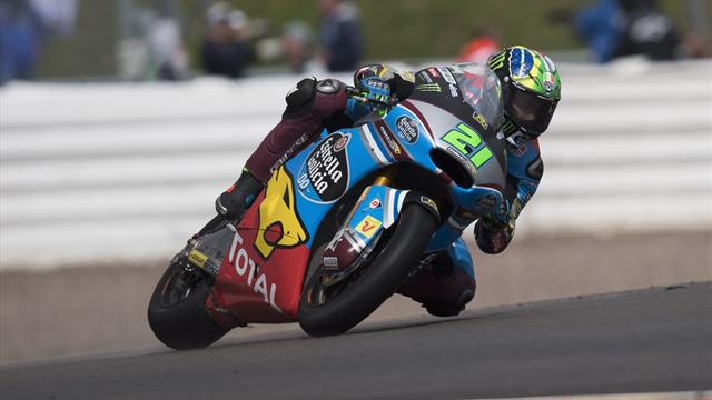 Moto2 : Morbidelli, le break avant la pause