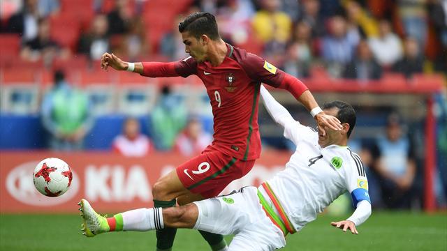 Messico battuto, il Portogallo fa suo il terzo posto: Andrè Silva fallisce un rigore