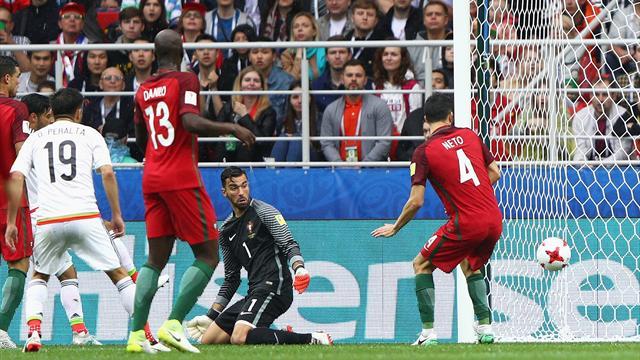 Португалия взяла бронзу