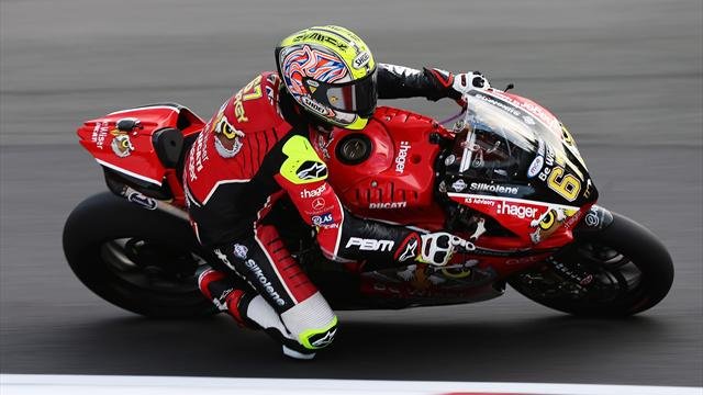 Non-stop drama at BSB Silverstone
