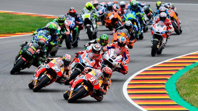 moto gp course