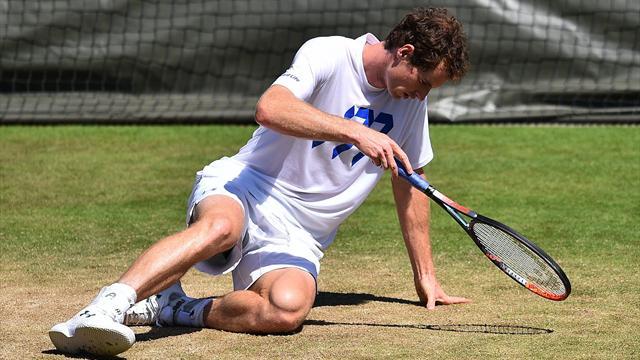 L'hécatombe se poursuit : Murray forfait pour le rendez-vous canadien