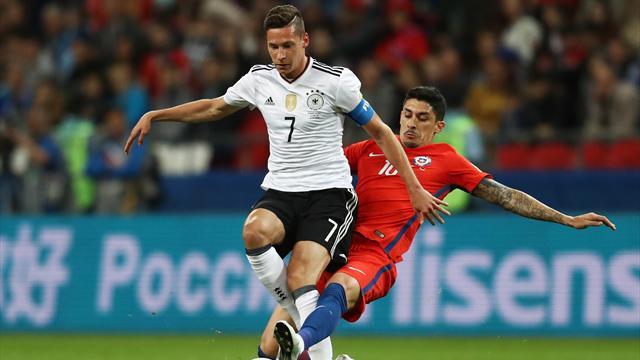 En directo, Chile-Alemania: Sigue aquí la gran final de la Copa Confederaciones