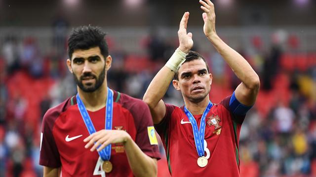 Ориентация Роналду и еще 6 вещей из матча Португалии и Мексики, которые не показали по ТВ